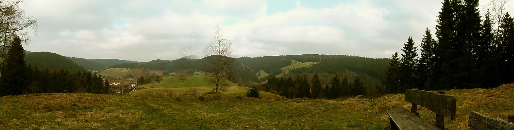 Im Harzerland auf...