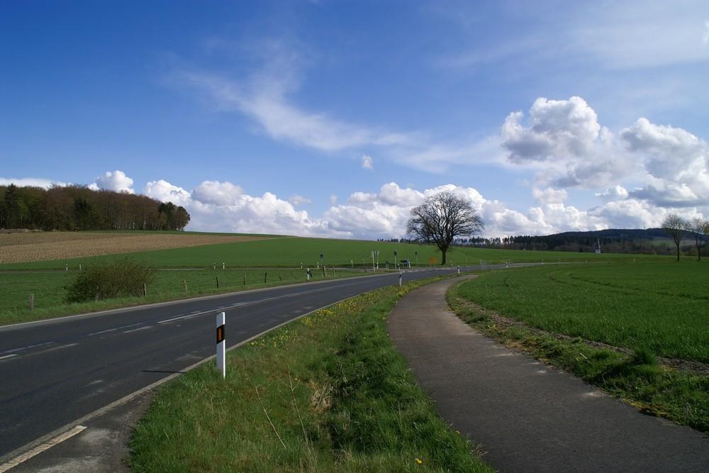 Im Hawerland ..