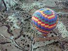 Im Heißluftballon über Kappadokien