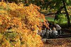 Im Herbst aktiv bleiben