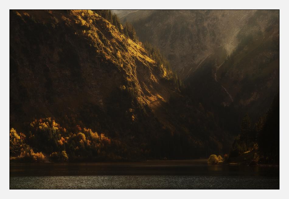 ...im Herbstlicht...