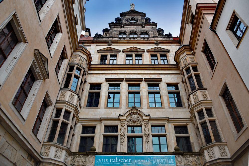 Im Herzen der Altstadt Dresden