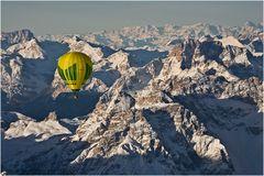 Im Herzen der Dolomiten