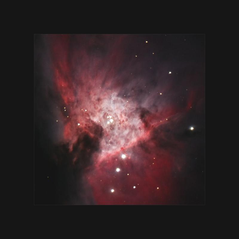 IM HERZEN... des Orion