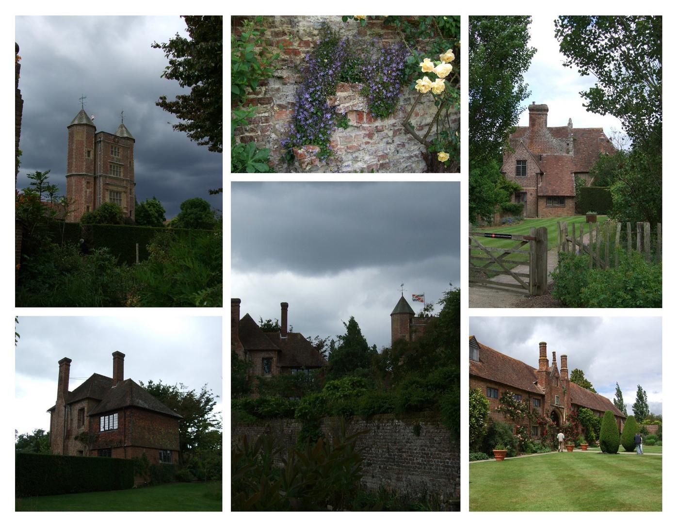 Im Herzen von Kent: Sissinghurst Garden und Castle