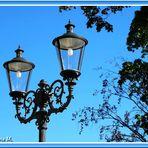 Im Himmelsblau (mit Gedicht)