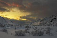 Im Hinterland von Tromsö 1