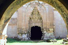 Im Hof der Karawanserei.                      .DSC_4432