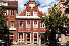 Im hollaendischen Viertel