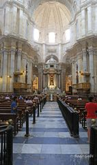 Im Inneren der Catedral Nueva