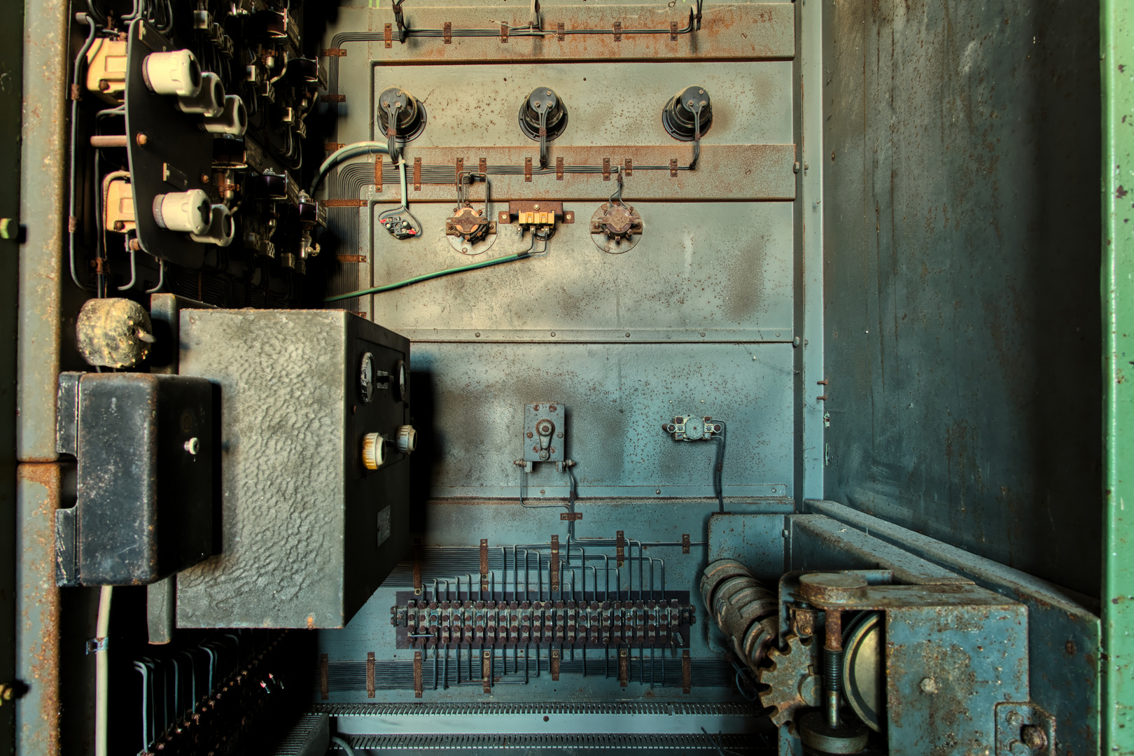 Im Inneren der Elektronik