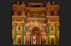 Im Inneren der Isaakskathedrale