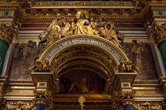 Im Inneren der Isaakskathedrale II