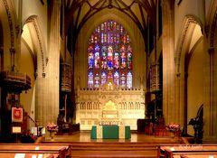 Im Inneren der Trinity Church