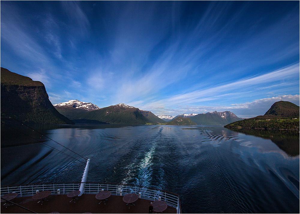 ... im Isfjord V ...