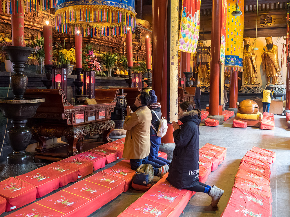 Im Jade Buddha Tempel II