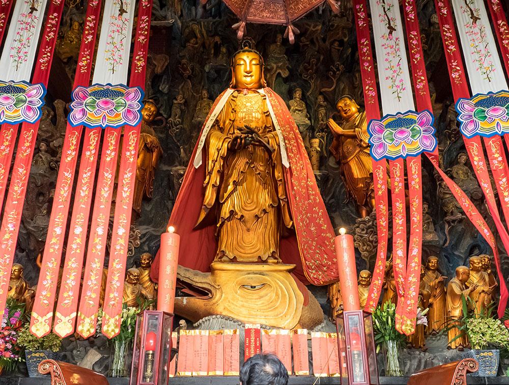 Im Jade Buddha Tempel III