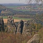Im Jahr der letzten großen Wallisreise gab es im Frühjahr schon besondere Freuden...