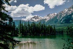 Im Jasper-Nationalpark