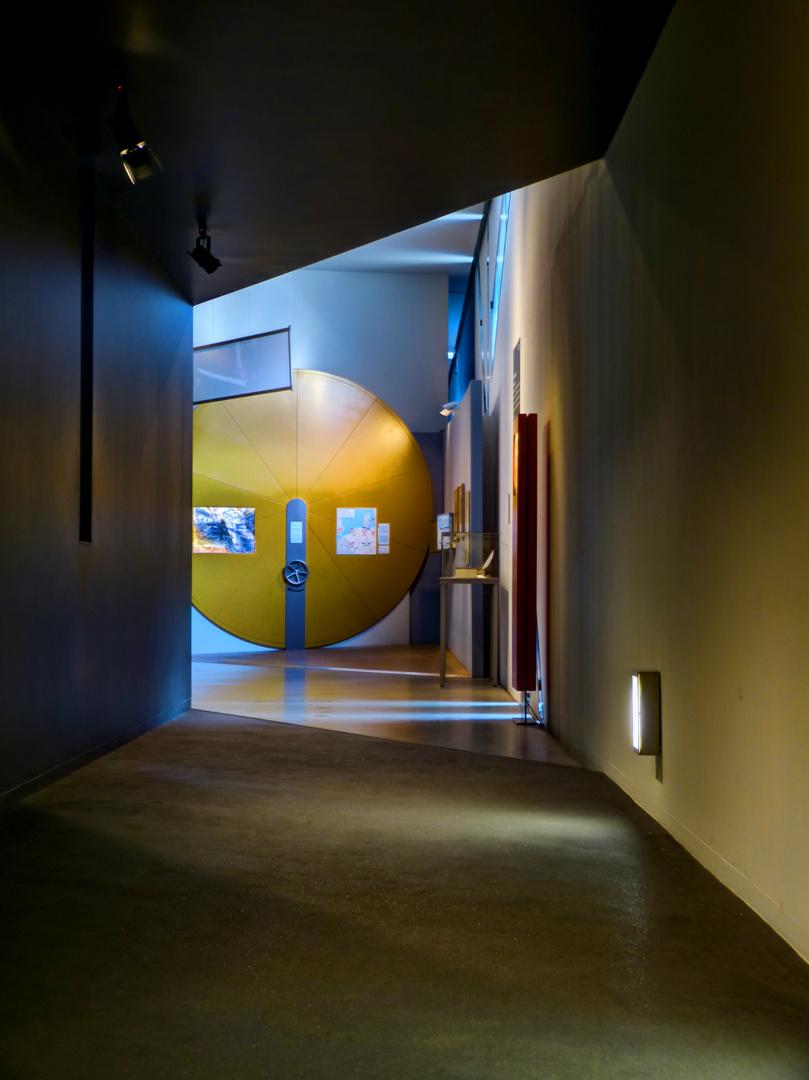 Im Jüdischen Museum Berlin