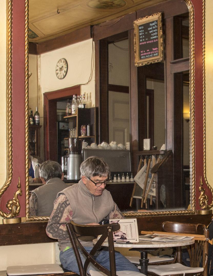 im Kaffeehaus 7