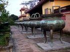 Im Kaiserpalast in Hue
