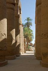 Im Karnak Tempel