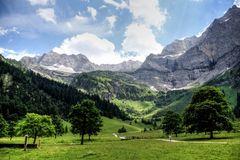 Im Karwendel Gebirge II