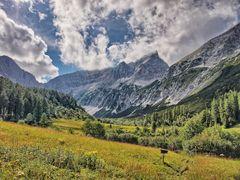 Im Karwendelgebirge (2)