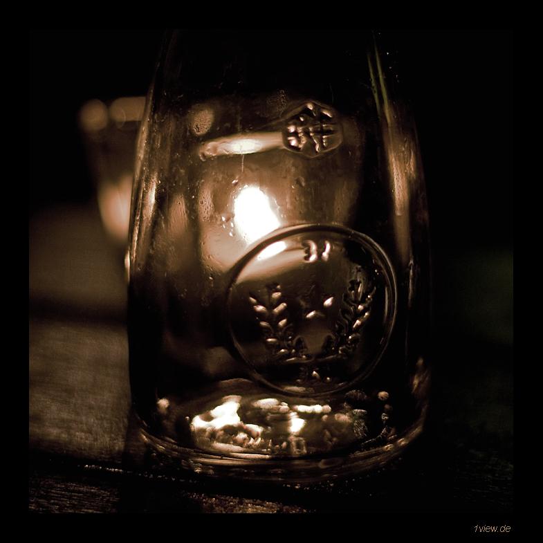 Im Kerzenschein