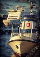 Im Kieler Hafen
