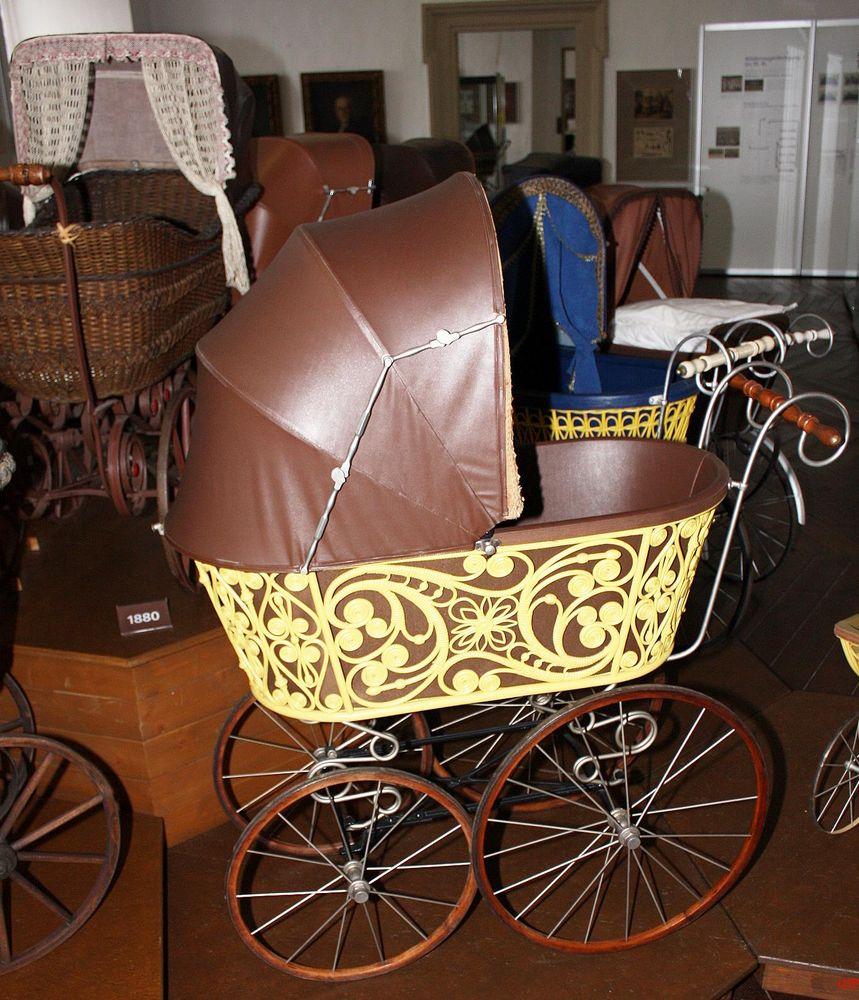 Im Kinderwagenmuseum Zeitz (1)