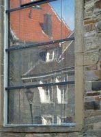 im Kirchenfenster
