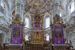 Im Kloster Andechs