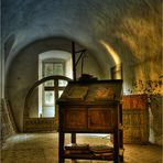 Im Kloster Eberbach