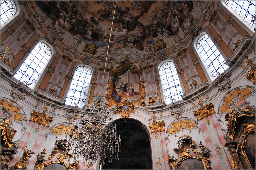 Im Kloster Ettal