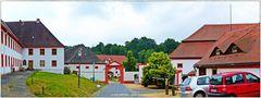Im Kloster Sankt  Marienthal zu Ostritz