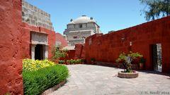 Im Kloster Santa Catalina 1