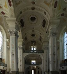 ..im Kloster Schöntal