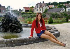Im Klostergarten