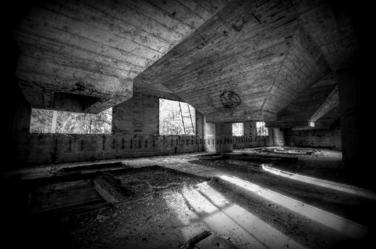 Im Konzentratbunker.....
