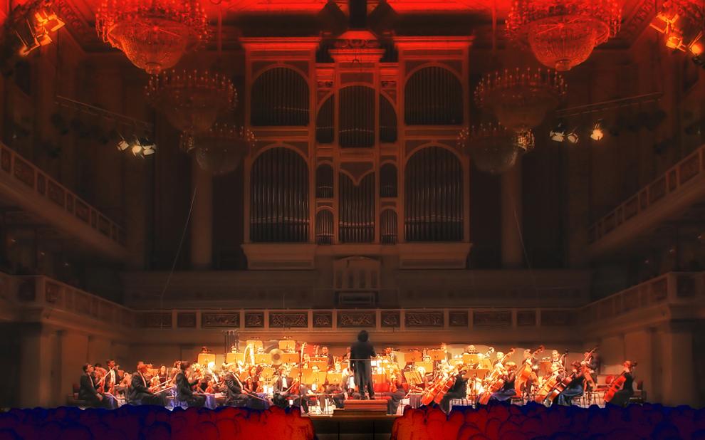 Im Konzerthaus