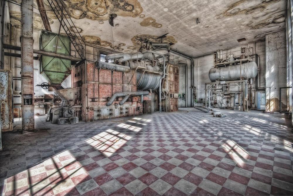 Im Kraftwerk II