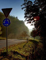 ... im Kreisverkehr der Jahreszeiten ...