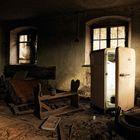 Im Kühlschrank brennt noch Licht ...
