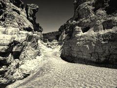 ... im Kuiseb-Canyon ...