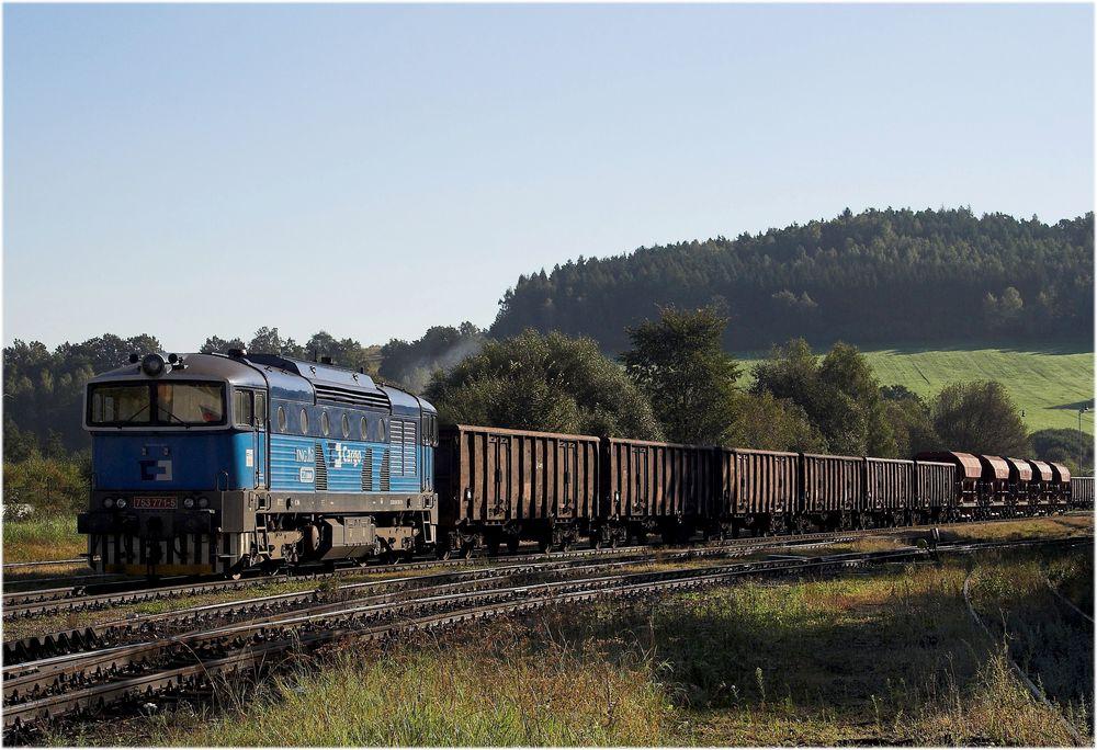Im Land der bunten Eisenbahnen - Der Güterverkehr