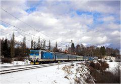 Im Land der bunten Eisenbahnen - Die Hauptbahn