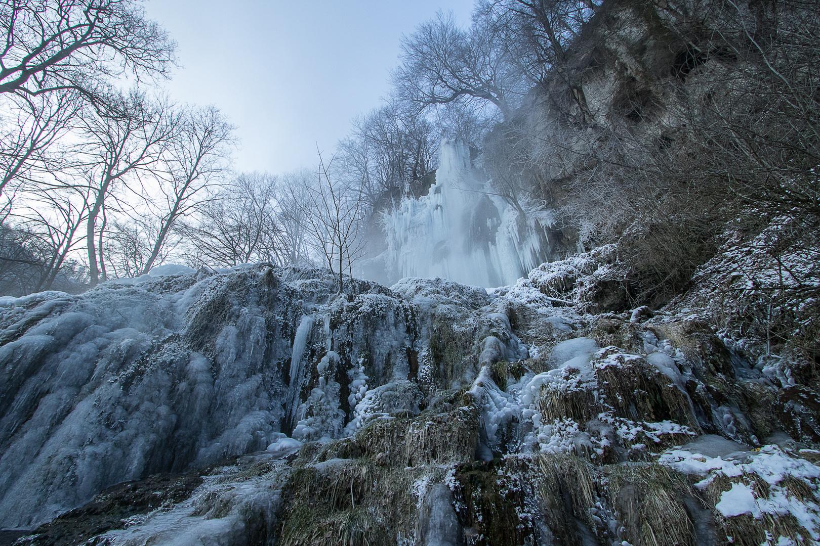Im Land der Eisprinzessin ohne Schnee