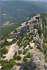 Im Land der Katharer  - Château de Peyrepertuse